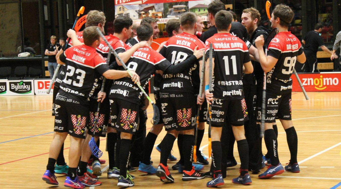A-tým skolil Karlovy Vary, aktuálního lídra 1. ligy!
