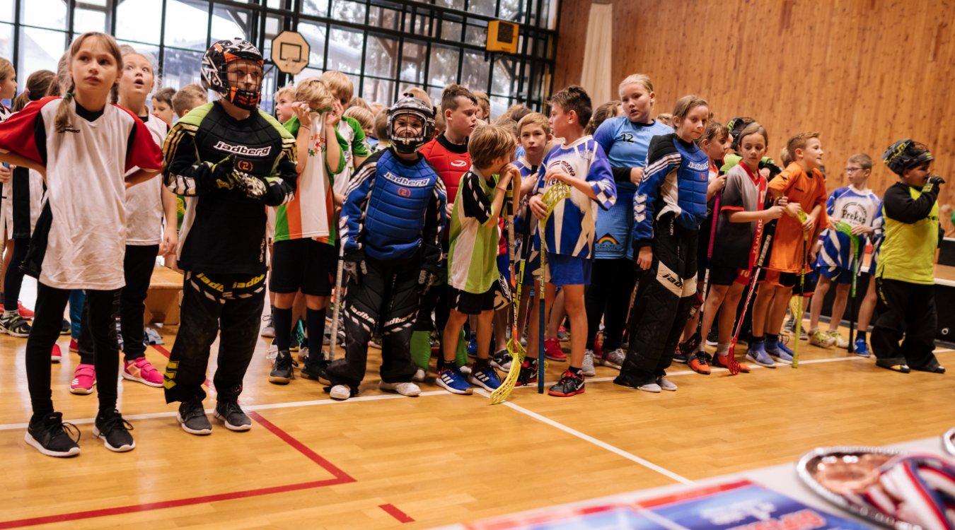 Náborový turnaj Perito Open přilákal téměř 150 dětí!