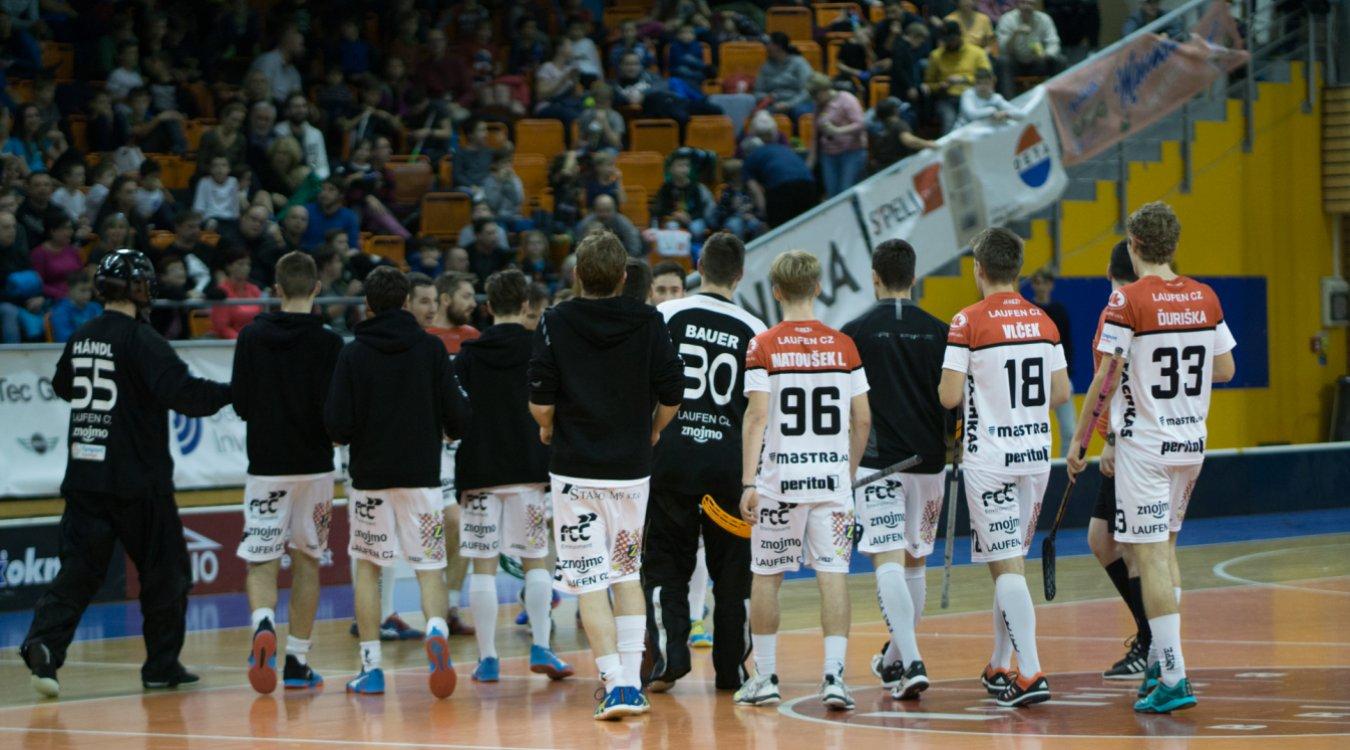 A-tým podlehl v jihomoravském derby Buldokům
