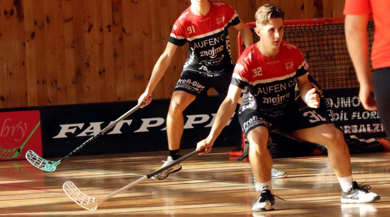 Milan Palášek: Juniorka je priorita, zároveň chci zabojovat a nakouknout do A-týmu