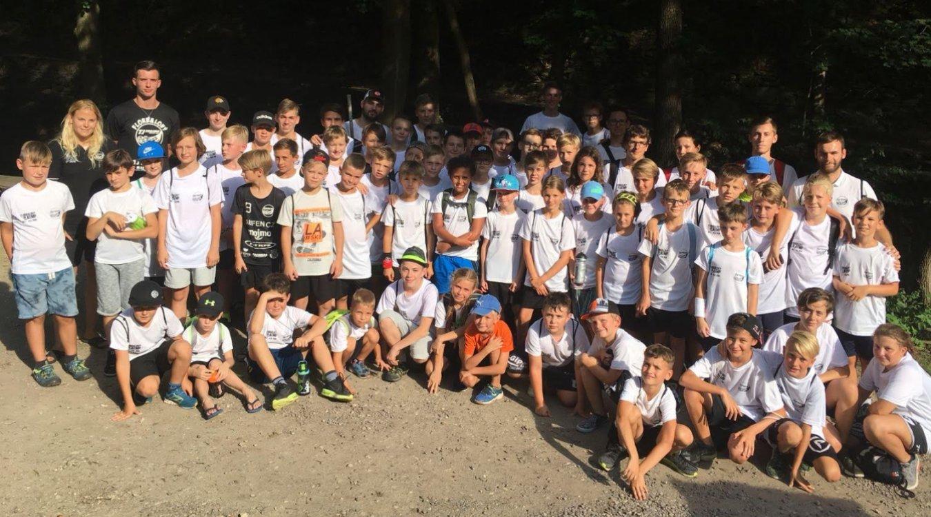Letního soustředění florbalu se od 27. července zúčastní více jak 60 florbalistů!
