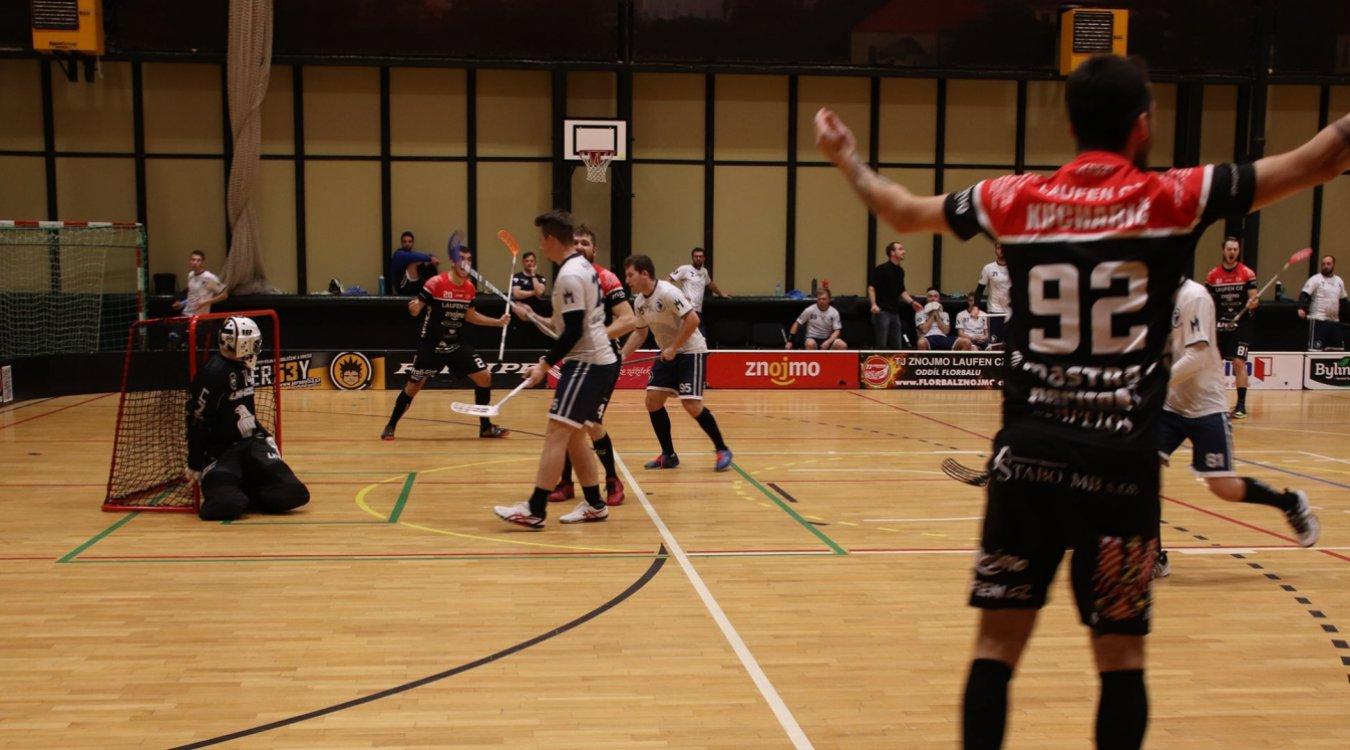 Review: A-tým otočil duel proti Jaroměři a získal 2 body