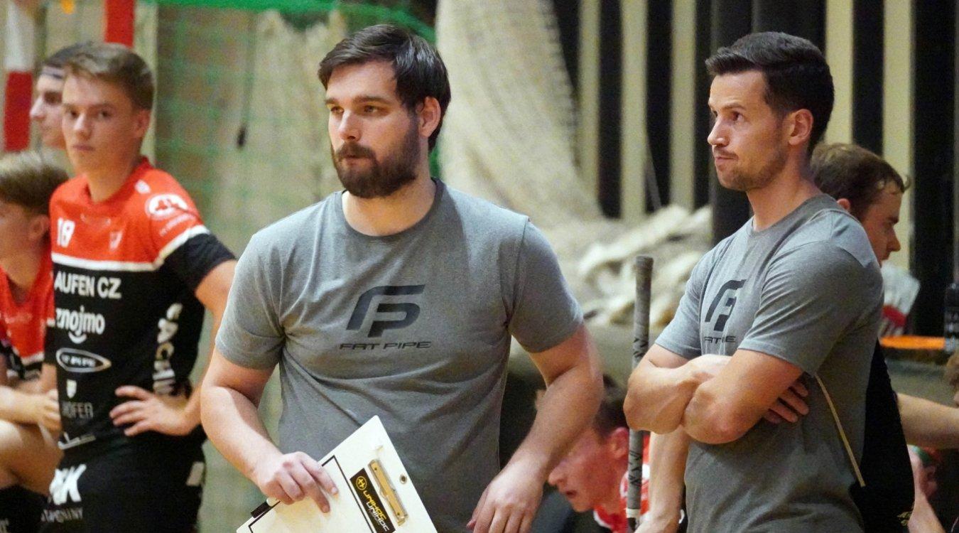 Naši hráči se ptali manažera a trenéra A-týmu Jana Šťastníka