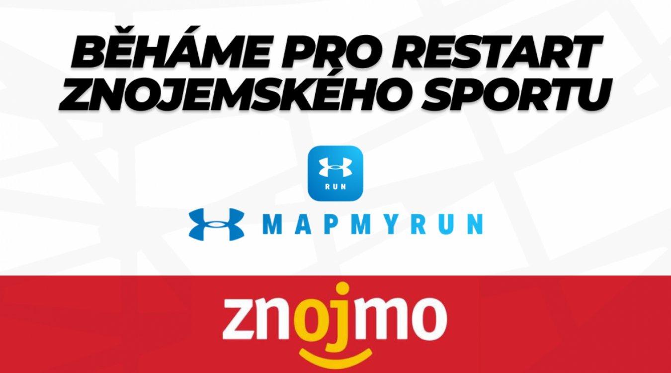 Běháme pro restart znojemského sportu