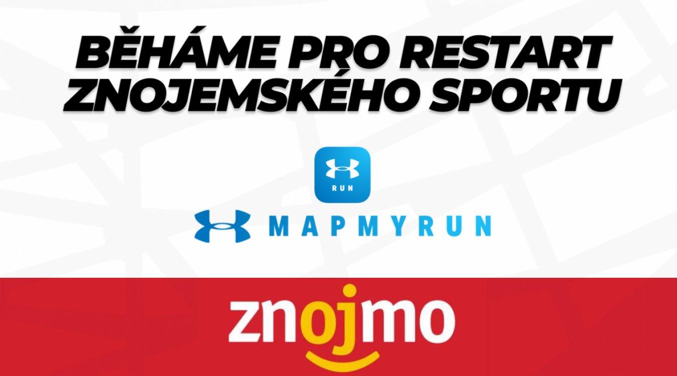 13 679 km! Tolik kilometrů naběhali účastníci výzvy Běháme za restart znojemského sportu
