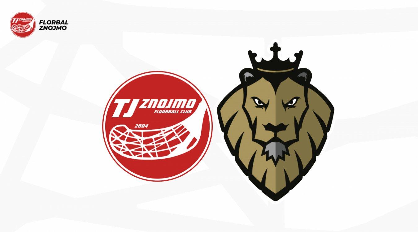 TJ Znojmo LAUFEN CZ prohlubuje spolupráci se Zlín Lions!