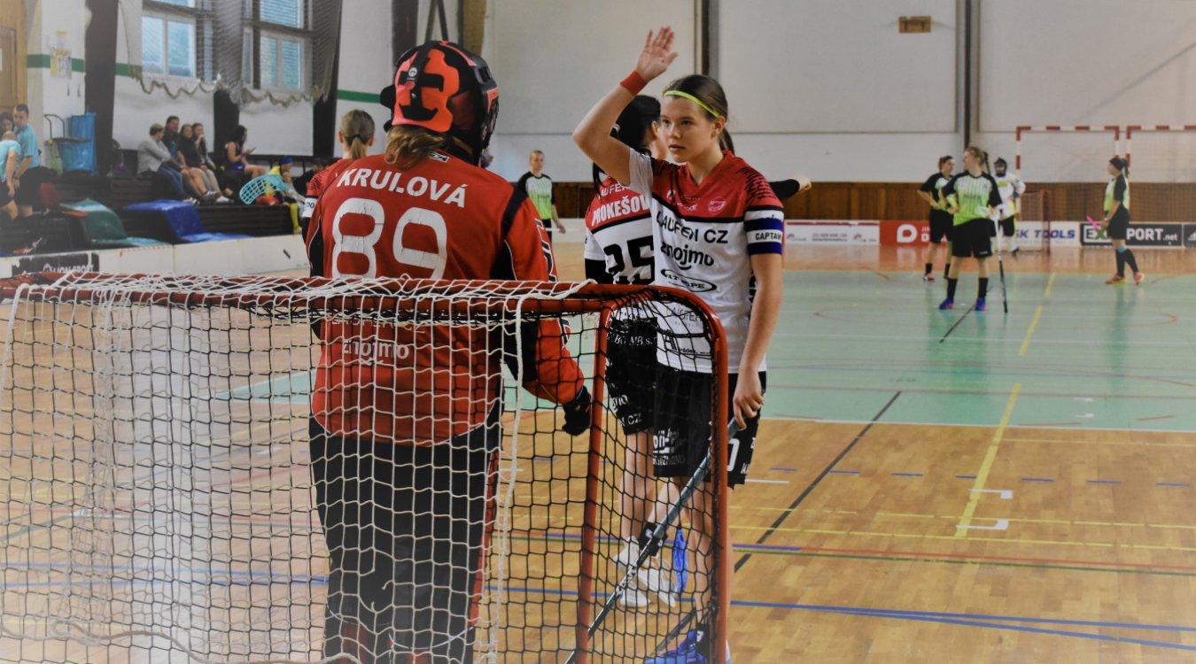 Ženy vybojovaly na poháru 2. místo: Na 1. ligu se poctivě připravujeme, hlásí nová kapitánka